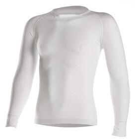 Bioracer Long Sleeve Shirt Ondergoed bovenlijf Heren wit
